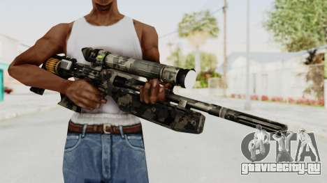 VC32 Sniper Rifle для GTA San Andreas третий скриншот