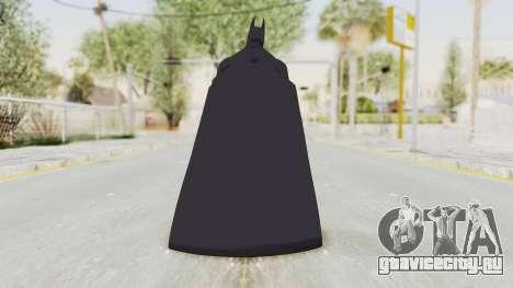Batman Arkham City - Batman v1 для GTA San Andreas третий скриншот