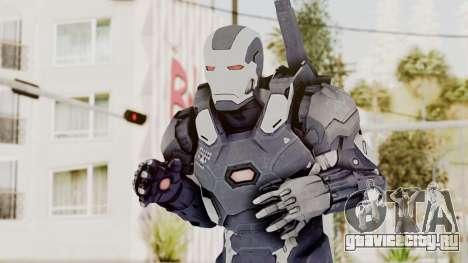Captain America Civil War - War Machine для GTA San Andreas