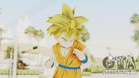 Dragon Ball Xenoverse Gohan Teen DBS SSJ1 v2 для GTA San Andreas