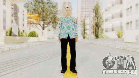 New Triad 2 для GTA San Andreas второй скриншот