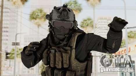 COD MW2 Shadow Company Soldier 1 для GTA San Andreas