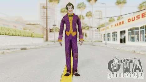 Batman Arkham Knight - Joker для GTA San Andreas второй скриншот