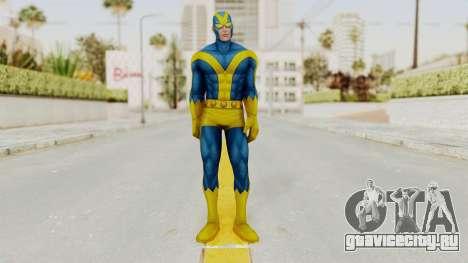 Marvel Future Fight - Goliath для GTA San Andreas второй скриншот