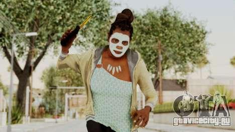 GTA 5 Denise Clinton v1 для GTA San Andreas