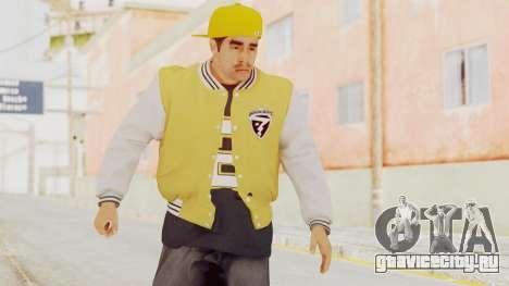 GTA 5 Los Santos Vagos Member 2 для GTA San Andreas