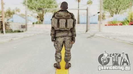 COD BO SOG Bowman v1 для GTA San Andreas третий скриншот