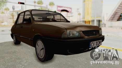 Dacia 1310 Berlina 2001 Stock для GTA San Andreas вид справа