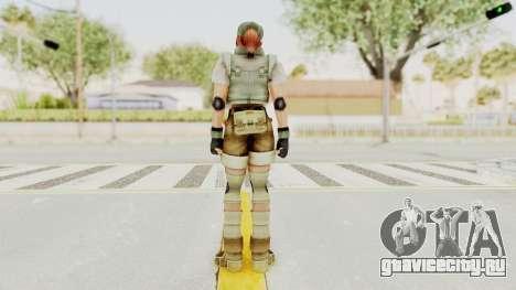 KOF Maximum Impact - Fiolina Germi для GTA San Andreas третий скриншот