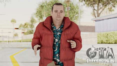 Alan Wake - Barry Wheele для GTA San Andreas