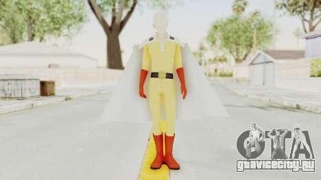 Saitama One Punch Man для GTA San Andreas второй скриншот