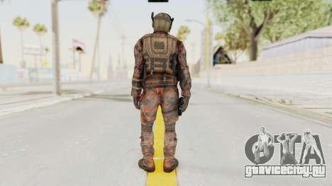 COD Black Ops 2 Cuban PMC 1 для GTA San Andreas третий скриншот