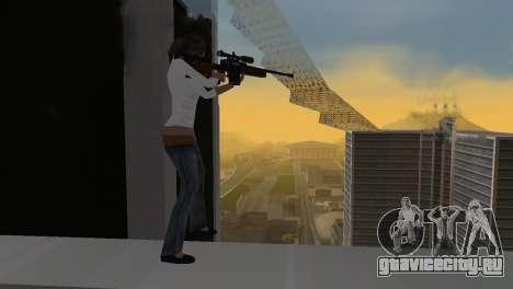 VIP Sniper Rifle для GTA San Andreas третий скриншот