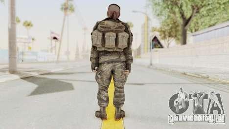 COD BO SOG Reznov v1 для GTA San Andreas третий скриншот