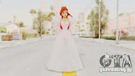 Ariel New Outfit v1 для GTA San Andreas второй скриншот