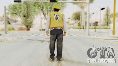 GTA 5 Los Santos Vagos Member 2 для GTA San Andreas третий скриншот