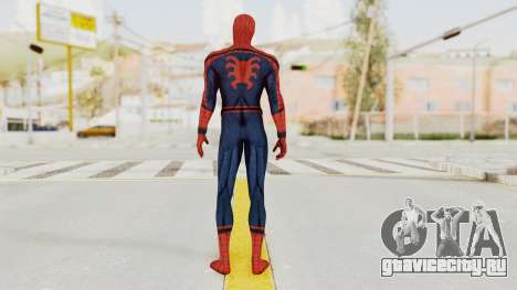 Captain America Civil War - Spider-Man для GTA San Andreas третий скриншот