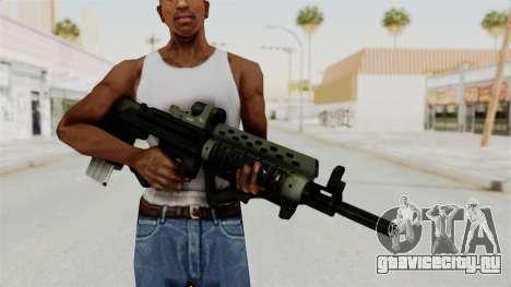 Killzone - M82 Assault Rifle для GTA San Andreas третий скриншот