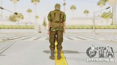 MGSV The Phantom Pain Soviet Union No Sleeve v2 для GTA San Andreas третий скриншот