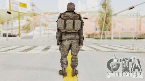 COD BO SOG Mason v1 для GTA San Andreas третий скриншот