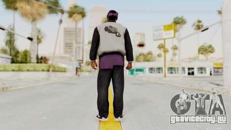 GTA 5 Ballas 2 для GTA San Andreas третий скриншот