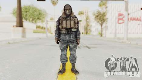 COD MW2 Ghost Ops для GTA San Andreas второй скриншот