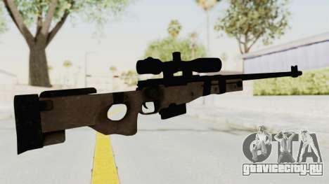 L96A1 для GTA San Andreas третий скриншот