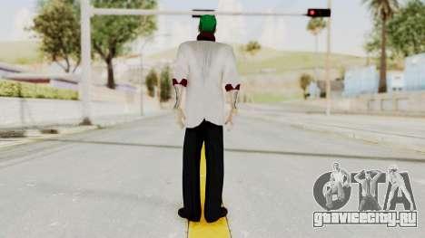 The Joker from Suicide Squad Re-Textured для GTA San Andreas третий скриншот