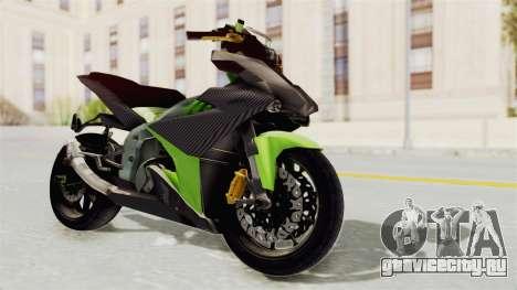 Yamaha MX King 150 Modif 250 GP для GTA San Andreas