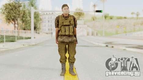 MGSV The Phantom Pain Soviet Union No Sleeve v1 для GTA San Andreas второй скриншот