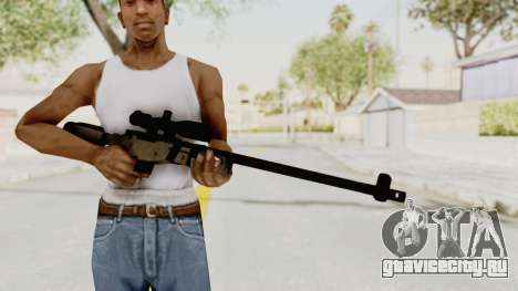 L96A1 для GTA San Andreas