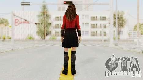 Captain America Civil War - Scarlet для GTA San Andreas третий скриншот