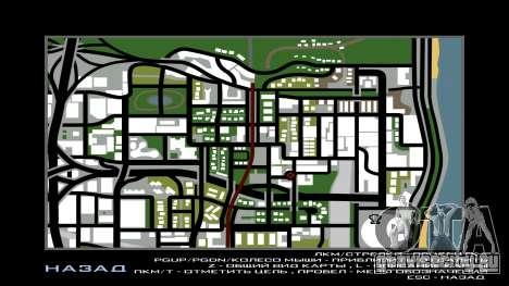 San Andreas Multiplayer Graffiti для GTA San Andreas четвёртый скриншот