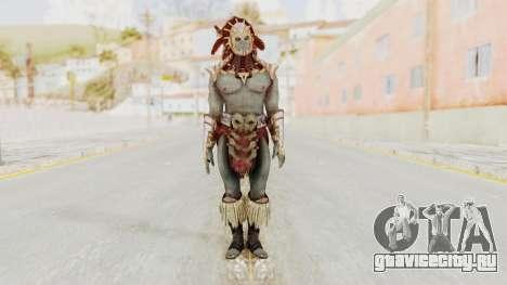 Mortal Kombat X - Kotal Kahn для GTA San Andreas второй скриншот