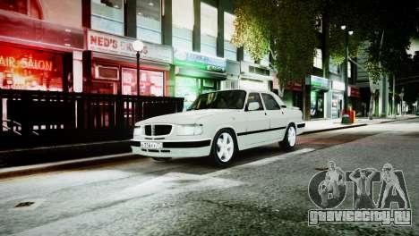 GAZ 3110 Turbo WRX STI для GTA 4