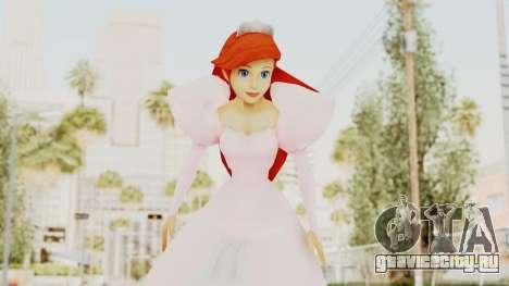 Ariel New Outfit v1 для GTA San Andreas