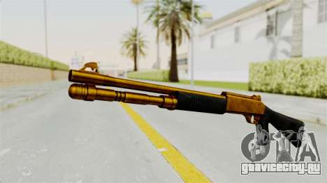 XM1014 Gold для GTA San Andreas