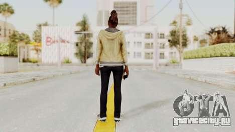 GTA 5 Denise Clinton v1 для GTA San Andreas третий скриншот
