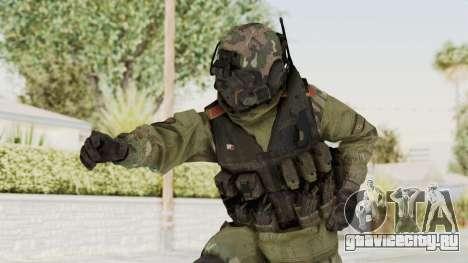Advanced Warfare North Korean Assault Soldier для GTA San Andreas