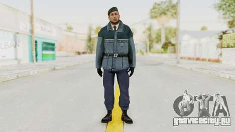 Bourne Conspirancy Zurich Police v1 для GTA San Andreas второй скриншот