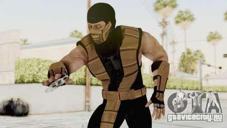 Mortal Kombat X Klassic Tremor для GTA San Andreas