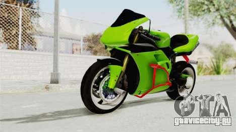 Ducati 998R Modif Stunt для GTA San Andreas