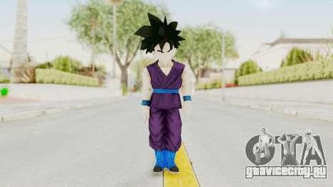 Dragon Ball Xenoverse Gohan Teen DBS SJ v1 для GTA San Andreas второй скриншот