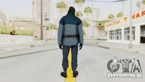 Bourne Conspirancy Zurich Police v1 для GTA San Andreas третий скриншот