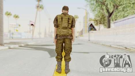 MGSV The Phantom Pain Soviet Union No Sleeve v1 для GTA San Andreas третий скриншот