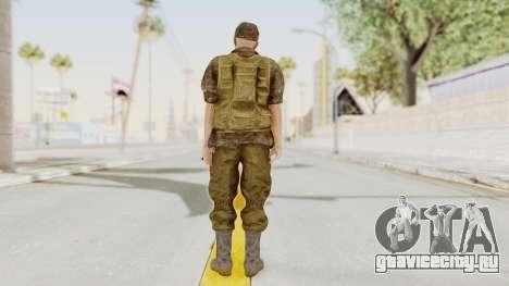 MGSV The Phantom Pain Soviet Union No Sleeve v1 для GTA San Andreas третий скриншот