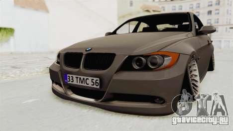 BMW 330i E92 Camber для GTA San Andreas вид справа