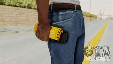 Tear Gas Gold для GTA San Andreas третий скриншот