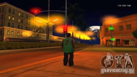 Colormod Easy Life by roBB1x для GTA San Andreas третий скриншот