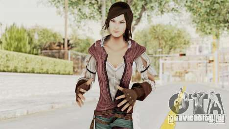 Assassins Creed Brotherhood - Courtesan для GTA San Andreas